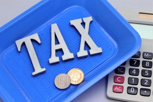 お墓に関する消費税の話